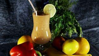 Быстро и вкусно | Энергетический напиток после фитнеса для похудения