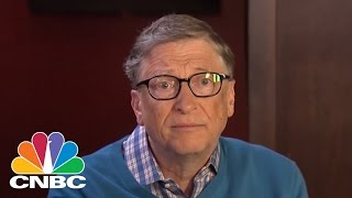 Bill Gates: You Need Health Care, Education And Opportunity To Escape Poverty | Squawk Box | CNBC