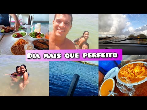 VLOG| SÁBADO E DOMINGO, PRAIA DE SÃO MIGUEL DOS CAMPOS, RIO NIQUIM, PRAIA DO FRANCÊS