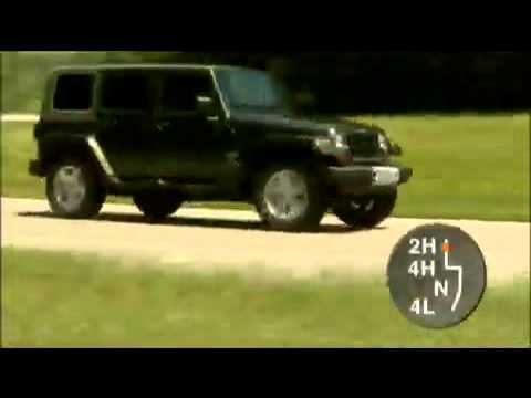 2011 jeep wrangler manual four wheel drive youtube. Black Bedroom Furniture Sets. Home Design Ideas