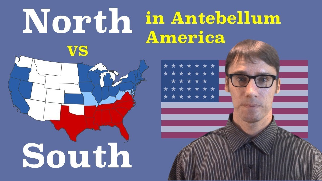 North and South...differences leading up to the Civil War ... |Civil War North And South Differences