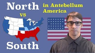 The Differences Between the North and South Before the Civil War