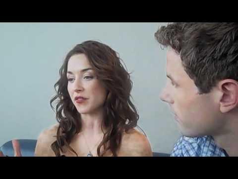 Murtz Jaffer s Being Erica's Erin Karpluk & Sebastian Pigott