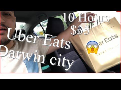 Uber Eats in Darwin|