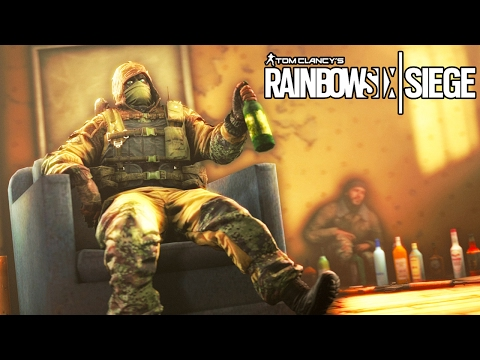 Rainbow Six Siege - Random Moments #21...