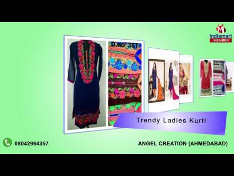 Anarkali Suits by Angel Creation, Ahmedabad