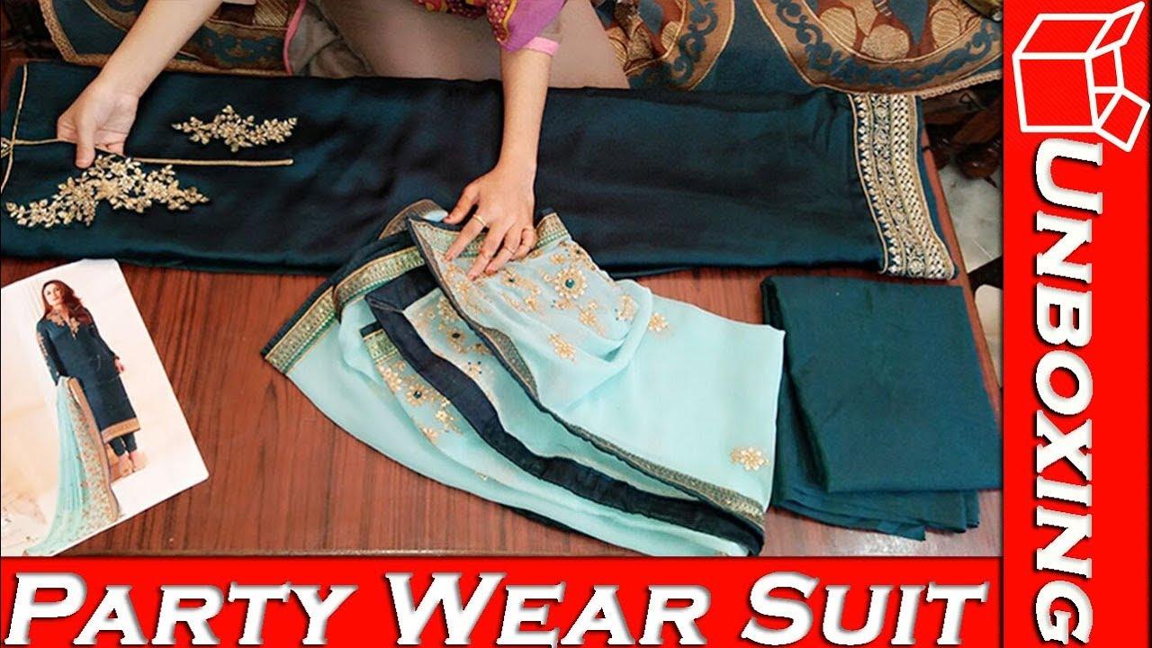 Ladies Salwar Suit Material Buy Online Salwar Suits Salwar Suit