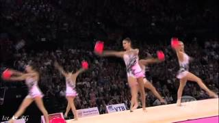 London 2012: Let The Games Begin (Rhythmic Gym)