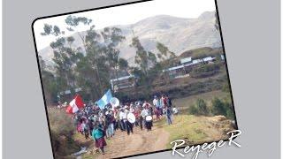 Marcha al Bautizo  en el Rio de Pacayhua