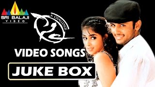 Sye Songs Jukebox | Video Songs Back to Back | Nithin, Genelia | Sri Balaji Video