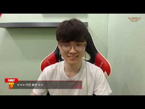 [Faker's Talk] Faker complains to Riot! Isn't this too much~?!