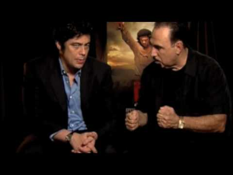 Benicio Del Toro-The Star Of