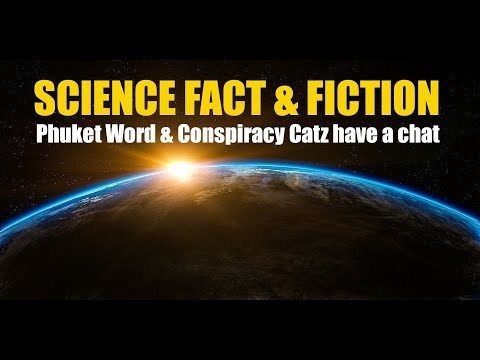 Flat Earth Science Fiction & Facts - PW & Conspiracy Catz Chat thumbnail