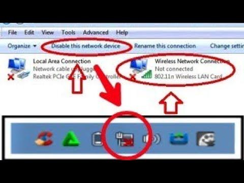 mengatasi-wifi-laptop-tanda-silang-x-merah-(troubleshoot)-agar-bisa-connect-kembali-ke-wifi-2020