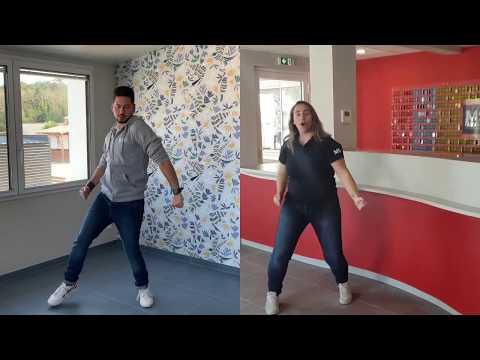 Apprenez La MS Dance !