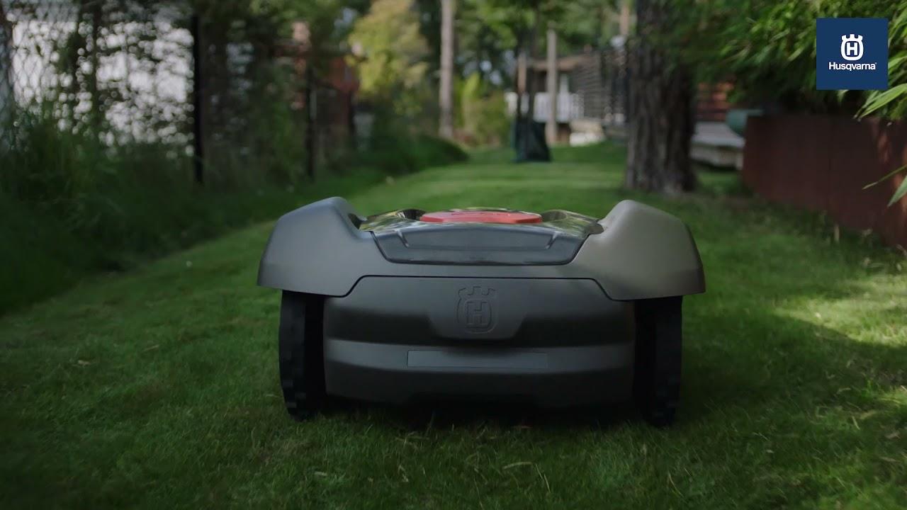 Automower®, corte inteligente del césped.
