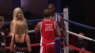 White Collar Boxing London proudly presents Big City Dreams