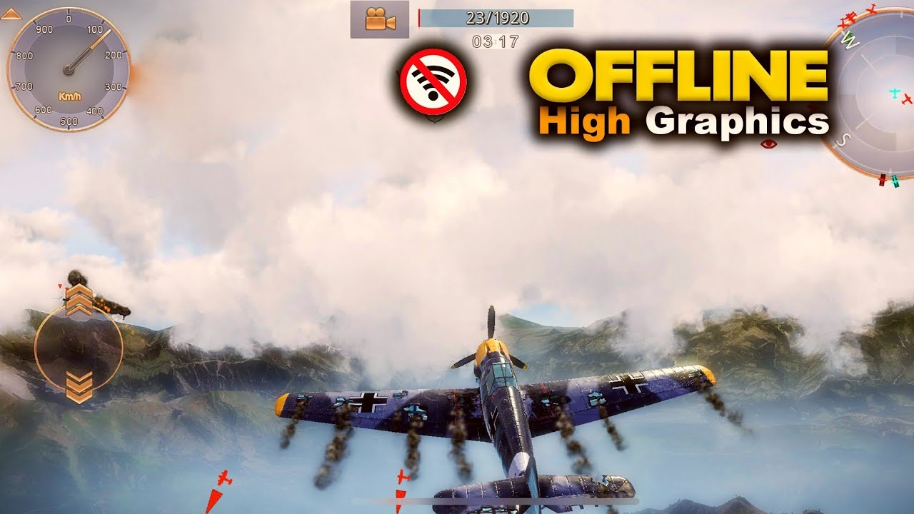 Top 10 Best Offline High Graphics Games For Android Ios