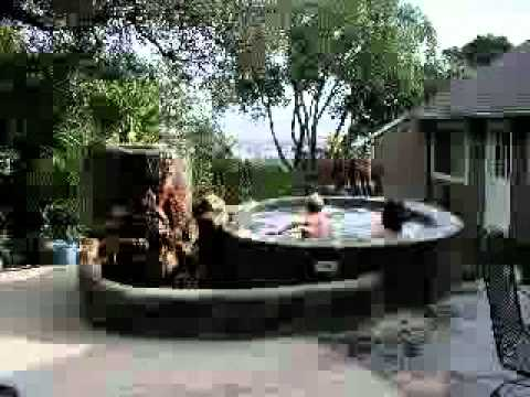 Custom built spas video do it yourself spas and hot tub projects custom built spas video do it yourself spas and hot tub projects solutioingenieria Image collections