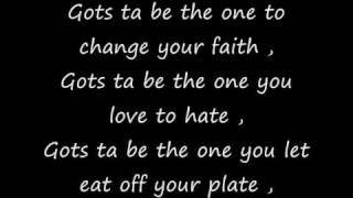 Gots Ta Be - B2K [lyrics]