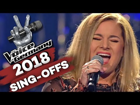 Adele - When We Were Young (Nora Brandenburger) | The Voice of Germany | Sing-Offs