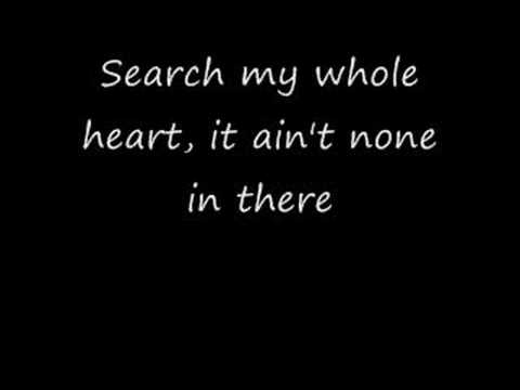 USHER= Will Work For Love (with Lyrics)