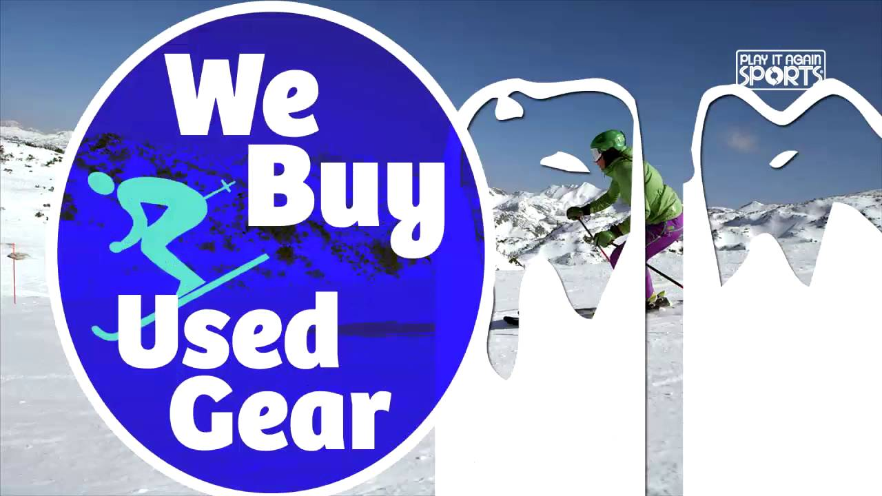 We Buy Used Skis | Play it Again Sports - YouTube