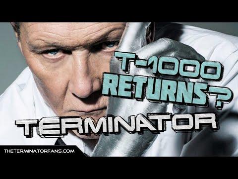 T1000 Robert Patrick Training for Secret Terminator 2019 Role?