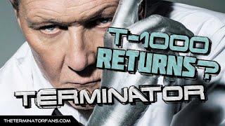 T-1000 Robert Patrick Training for Secret Terminator (2019) Role?