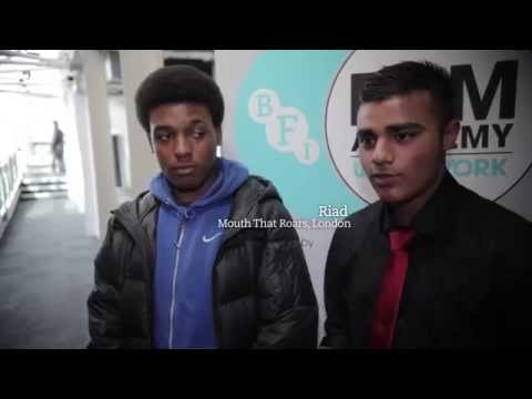 How YOU support British Film - BFI Film Academy