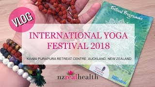 Video International Yoga Festival 2018, Kawai Purapura | VLOG download MP3, 3GP, MP4, WEBM, AVI, FLV Juli 2018