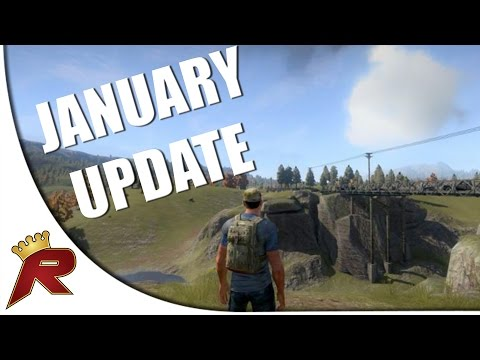 H1Z1 Giveaways, PAX South, Livestreaming (January Update)