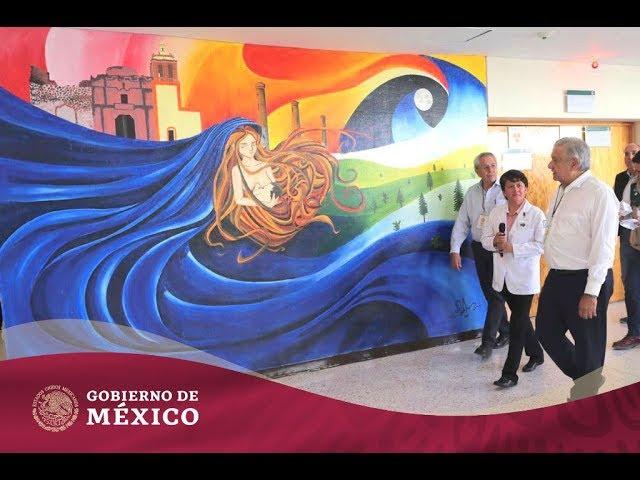 #IMSSBienestar   Diálogo con la Comunidad del Hospital Rural Pinos, Zacatecas