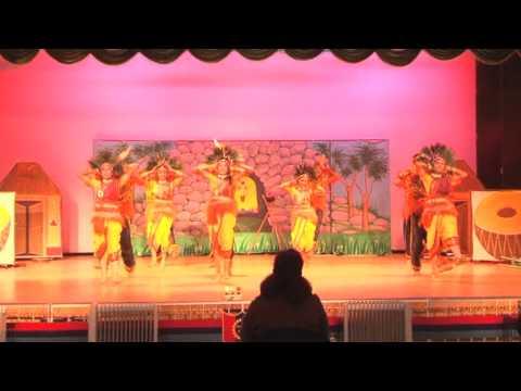 NCC Rdc2012 Group Dance Andhrapradesh