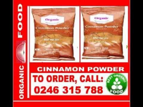organic foods in ghana