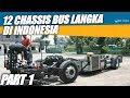 KAMU HARUS TAU !!! 12 Chassis bus langka di indonesia PART 1