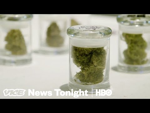 The Most Radical Weed Law & Democrats On DACA: VICE News Tonight Full Episode (HBO)