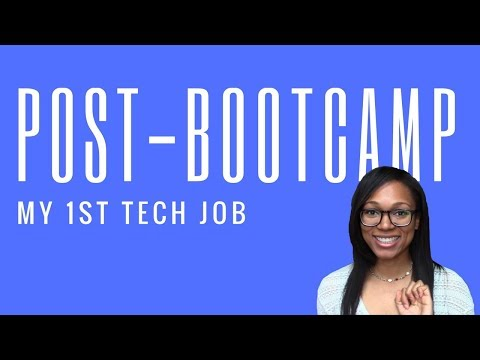 Live: My First Job After Coding Bootcamp?