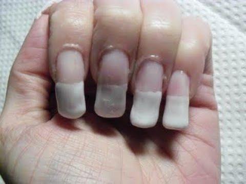 Бабл ногти фото