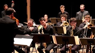 "Duke ELLINGTON ""Tourist point of view"" - Far East Suite 1/8 - Big Band Conservatoires de Paris"