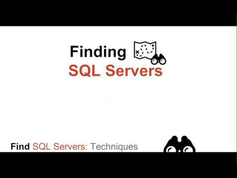 Hacking SQL Servers on Scale using PowerShell