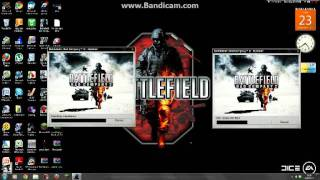 how to update battlefield bad company 2 to v 7.9