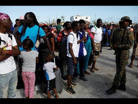 Bahamas face critical