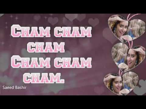 Cham Cham Full Song Video LYRICAL BAAGHI Tiger Shroff, Shraddha Kapoor | Meet Bros, Monali