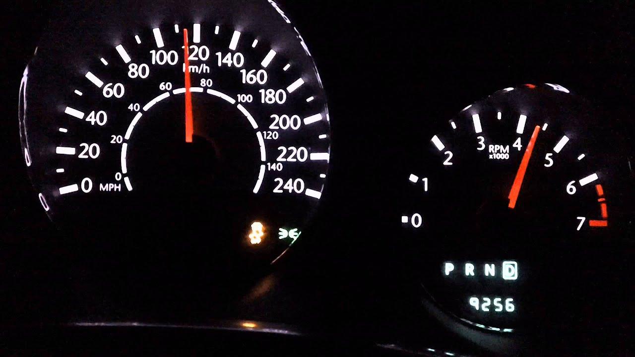 2013 Chrysler 200 acceleration 0 100km h 0 150km h