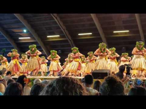Merrie Monarch Festival 2017 Ho`Ike Halau O Kekuhi