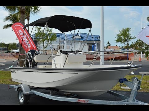 2018 Boston Whaler 150 Montauk Boat For Sale at MarineMax Fort Myers