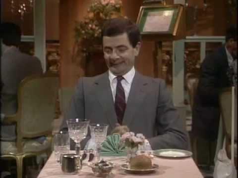 Mr Bean - The Restaurant (GOOD QUALITY)