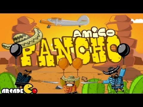 Amigo Pancho Complete Walkthrough Levels 1 - 25