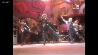 Paula Abdul -Straight Up/Cold hearted/Forever Your Girl,Live MTV Video Awards 1989